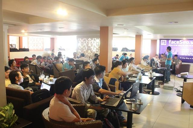 Đào tạo SEO tại Bình Phước chất lượng, chuẩn Google, lên TOP bền vững không bị Google phạt, dạy bởi Linh Nguyễn CEO Faceseo. LH khóa đào tạo SEO mới 0932523569.