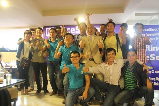 Đào tạo SEO tại Cao Bằng chất lượng, chuẩn Google, lên TOP bền vững không bị Google phạt, dạy bởi Linh Nguyễn CEO Faceseo. LH khóa đào tạo SEO mới 0932523569.