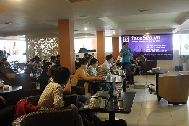 Đào tạo SEO tại Đắk Lắk chất lượng, chuẩn Google, lên TOP bền vững không bị Google phạt, dạy bởi Linh Nguyễn CEO Faceseo. LH khóa đào tạo SEO mới 0932523569.