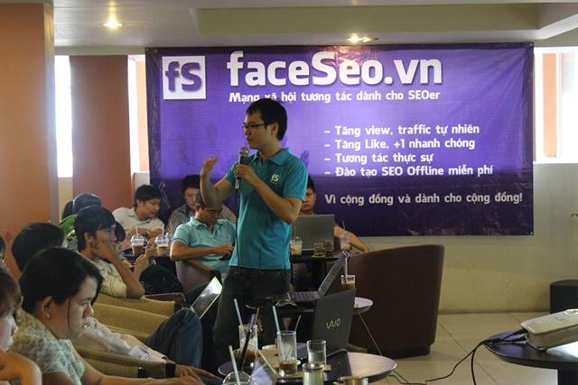 Đào tạo SEO tại Điện Biên chất lượng, chuẩn Google, lên TOP bền vững không bị Google phạt, dạy bởi Linh Nguyễn CEO Faceseo. LH khóa đào tạo SEO mới 0932523569.