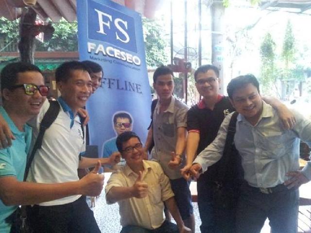 Đào tạo SEO tại Đồng Nai chất lượng, chuẩn Google, lên TOP bền vững không bị Google phạt, dạy bởi Linh Nguyễn CEO Faceseo. LH khóa đào tạo SEO mới 0932523569.