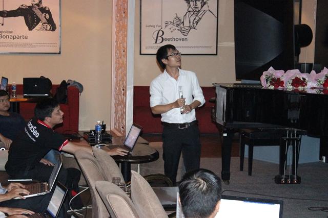 Đào tạo SEO tại Nam Định chất lượng, chuẩn Google, lên TOP bền vững không bị Google phạt, dạy bởi Linh Nguyễn CEO Faceseo. LH khóa đào tạo SEO mới 0932523569.