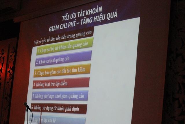 Đào tạo SEO tại Ninh Bình chất lượng, chuẩn Google, lên TOP bền vững không bị Google phạt, dạy bởi Linh Nguyễn CEO Faceseo. LH khóa đào tạo SEO mới 0932523569.