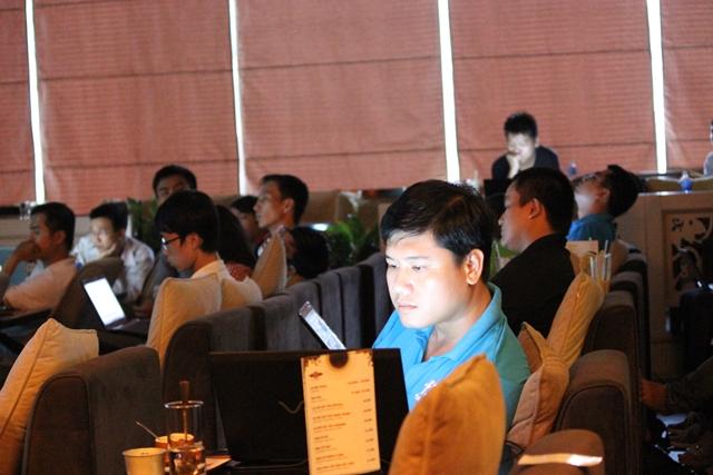 Đào tạo SEO tại Quảng Ngãi chất lượng, chuẩn Google, lên TOP bền vững không bị Google phạt, dạy bởi Linh Nguyễn CEO Faceseo. LH khóa đào tạo SEO mới 0932523569.