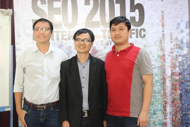 Đào tạo SEO tại Quy Nhơn chất lượng, chuẩn Google, lên TOP bền vững không bị Google phạt, dạy bởi Linh Nguyễn CEO Faceseo. LH khóa đào tạo SEO mới 0932523569.