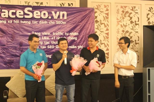 Đào tạo SEO tại Thái Nguyên chất lượng, chuẩn Google, lên TOP bền vững không bị Google phạt, dạy bởi Linh Nguyễn CEO Faceseo. LH khóa đào tạo SEO mới 0932523569.